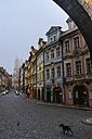 Czech Republic, Prague, old town, Mostecka street - HAMF000038