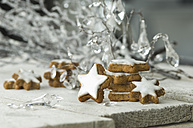 Cinnamon stars and Christmas decoration - ASF005565