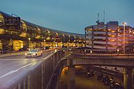 Germany, North Rhine-Westphalia, Duesseldorf, Airport - FR000243