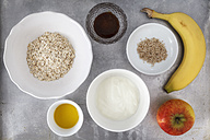 Ingredients for porridge - EVGF001642
