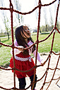 Little girl on a playground - GDF000717
