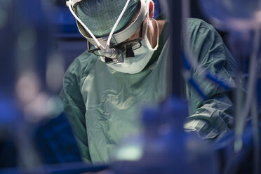 Surgeon during a surgery - MWEF000005