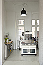 View to kitchen of a modern individual bistro - FKF001031