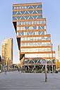 Netherlands, Rotterdam, view to Blaak 31 - MS004544