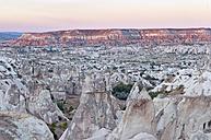 Turkey, Cappadocia, Goereme, tuff rocks - KEBF000158