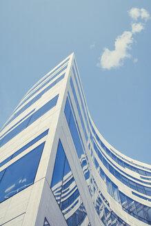 Germany, Dusseldorf, detail of Koe-Bogen building - DWIF000484