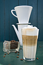 Preparing filter coffee - GISF000115