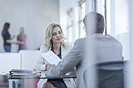 Consultant advising a client - ZEF005071