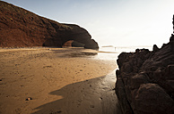Africa, Morocco, beach with natural arch - FCF000671