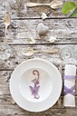 Laid table with lilac - LVF003413