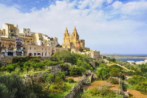 Malta, Mellieha, Santa Maria church - RUNF000120