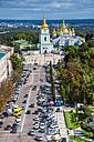 Ukraine, Kiev, St. Michael's Golden-Domed Monastery - RUNF000099