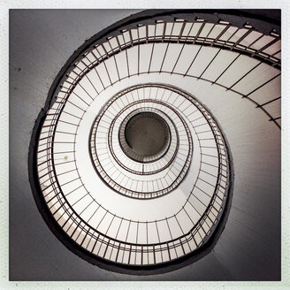 Spiral staircase - EGB000099