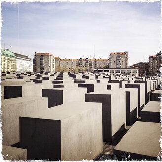 Germany, Berlin, Holocaust Memorial - EGB000115