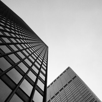USA, New York, Manhattan, Seagram Building - SEG000343