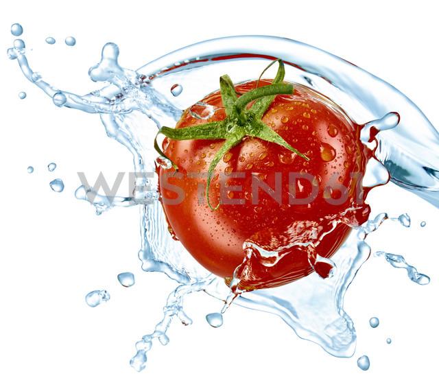 Tomato and water splash - RAMF000061