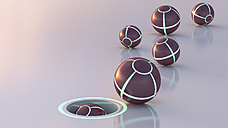 Balls and hole - UWF000510
