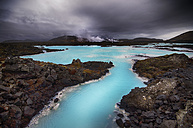 Iceland, view to Blue Lagoon - SMAF000335