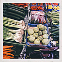 Austria, Vienna, vegetable market - EL001511