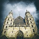 Austria, Vienna, St. Stephen's Cathedral - EL001518