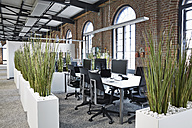 Modern open plan office - PDF001073