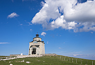 Austria, Lower Austria, Vienna Alps, Puchberg am Schneeberg, Empress Elisabeth Memorial Church on Schneeberg mountain - SIEF006596