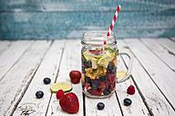Mixed fruit lemonade - SARF001902