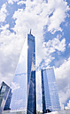 USA, New York, Manhattan, World Trade Center - SEGF000386