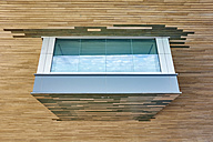 USA, Boston, part of facade of Museum of Contemporary Art - SEG000396