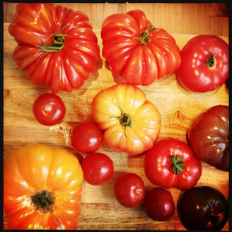 Assorted tomatoes - SRSF000592
