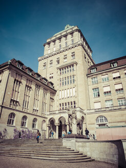 Switzerland, Zurich, ETH Zurich, Technical University - KRP001514