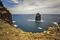 Portugal, Madeira, Atlantic coast, Rock formation - FDF000104