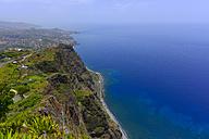 Portugal, Madeira, Atlantic coast - FDF000107