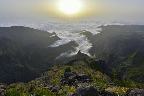 Portugal, Madeira, Sunrise - FDF000117