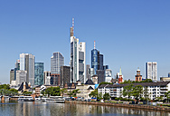 Germany, Frankfurt, view to skyline - SIEF006641