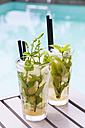 Two glasses of Mojito - JUNF000364
