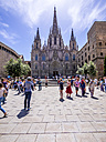 Spain, Barcelona, Cathedral - AM004109