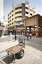 UAE, Dubai, view to entrance of the Gold Souk - NK000306