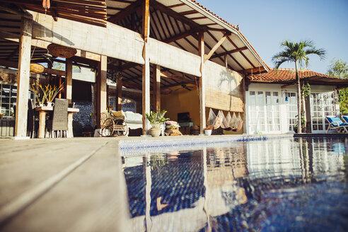Indonesia, Bali, holiday villa in Joglo Style - MBEF001401
