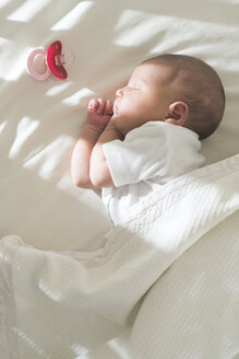 Sleeping baby girl - DEGF000479