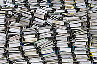 Pile of office files - ASF005668