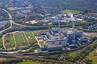 Germany, Bavaria, Munich, heating plant - PED000090