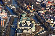 Germany, Bavaria, Munich, Deutsches Museum - PED000094