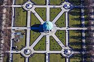 Germany, Bavaria, Munich, Hofgarten, Court Garden with Diana Temple - PEDF000105