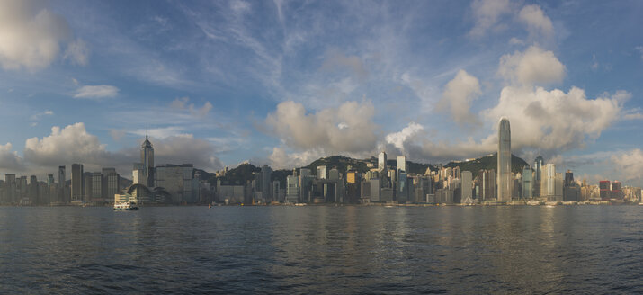 China, Hong Kong, Skyline, Panorama - TOVF000020