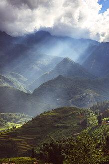 Landscape of Sa Pa, North of Vietnam - EHF000198