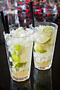 Two glasses of Caipirinha - JUNF000424