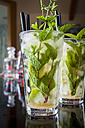 Two glasses of Mojito - JUNF000425