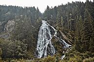 Austria, East Tyrol, Hohe Tauern National Park, Kals am Grossglockner, waterfall - RH001049