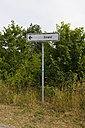 Sign post to the beach - VIF000375